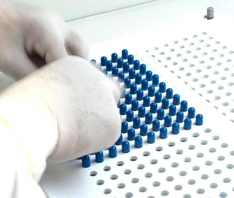 farmácia de manipulação laboratório de cápsulas