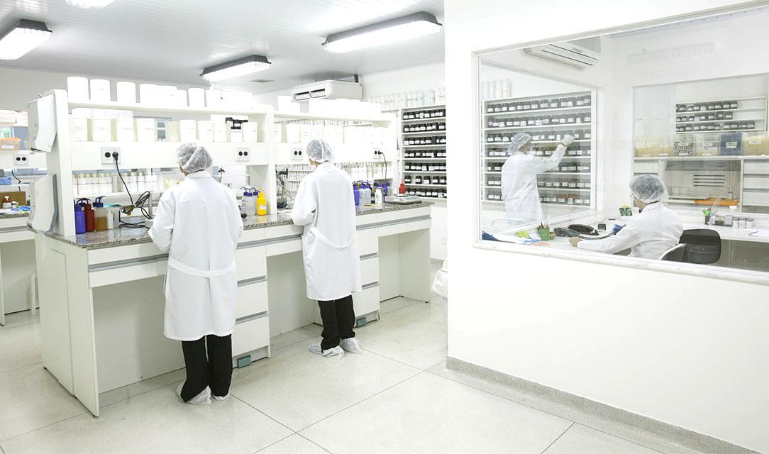 laboratório farmácia de manipulação fórmula ativa