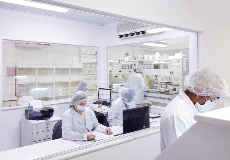 núcleo farmacêutico fórmula ativa farmácia de manipulação